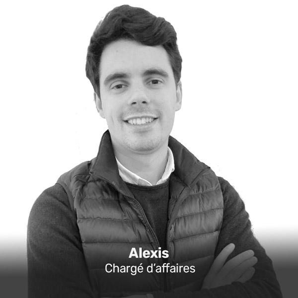 Alexis, chargé d'affaires de la Miroiterie du Rhône