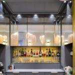 Réalisation de miroirs sur-mesure pour le club des dirigeants Le Prisme à Lyon 6
